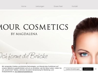 Glamour Cosmetics by Magdalena