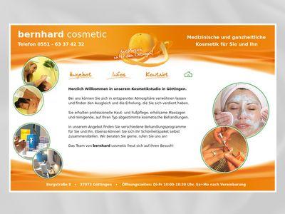 Bernhard cosmetic