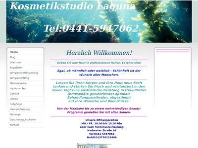 Kosmetik-Studio Laguna