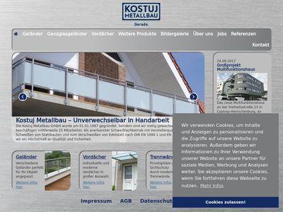 Kostuj Metallbau GmbH