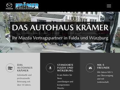 Autohaus Krämer, Würzburg