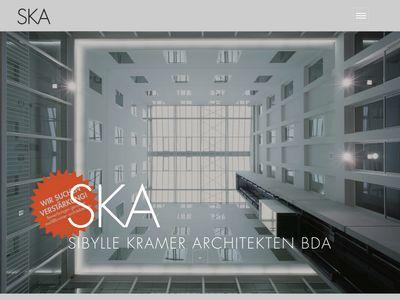 SKA Sibylle Kramer Architekten