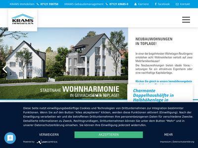 KRAMS Immobilien GmbH