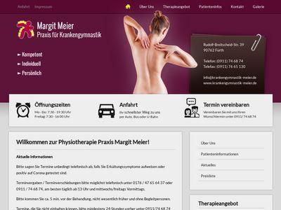 Margit Meier Physiotherapie