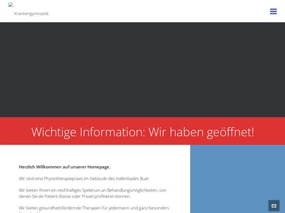 PhysioTherapie Rainer Riedel