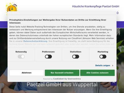 Häusliche Krankenpflege Paetzel GmbH