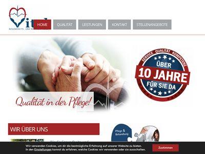 Gesundheits- und Krankenpflege VITAL