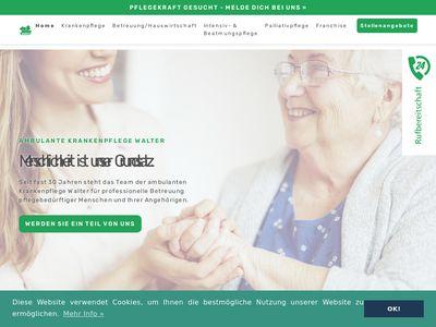 Ambulante Krankenpflege E. Walter GmbH