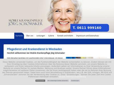 Mobile Krankenpflege Jörg Schomaker