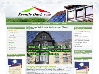 Kreativ Dach GmbH