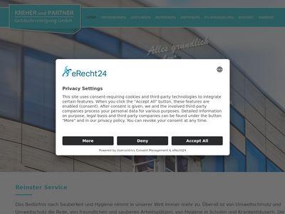 Kreher und Partner Gebäudereinigung GmbH