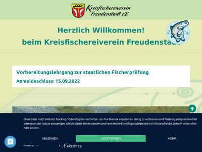 Kreisfischereiverein Freudenstadt