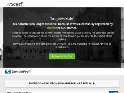 Kroglowski Heizungs- u. Sanitär GmbH
