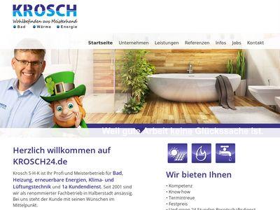 Krosch Bad Heizung & Service