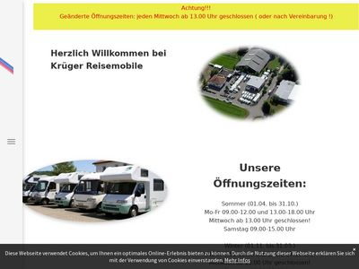 Krüger Reisemobile