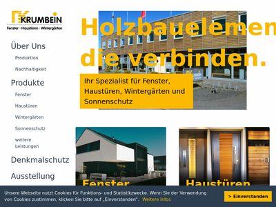 Krumbein Fenstersysteme GmbH