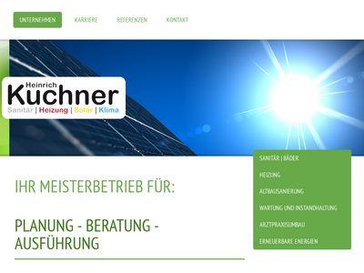 Heinrich Kuchner Sanitär - Heizung