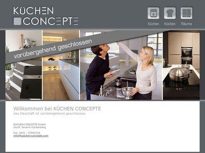 Küchen-Concepte Severin Fürstenberg