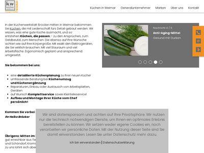 Küchenwerkstatt Bröcker
