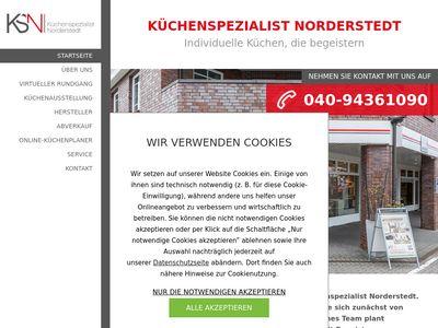 KSN Küchenstudio Norderstedt e.K.