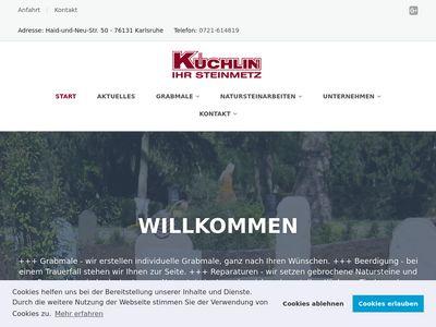 Küchlin Ihr Steinmetz GmbH