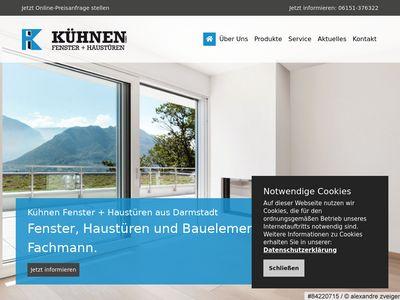 Kühnen Fenster + Haustüren GmbH