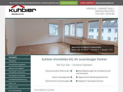 Kuhbier Immobilien KG
