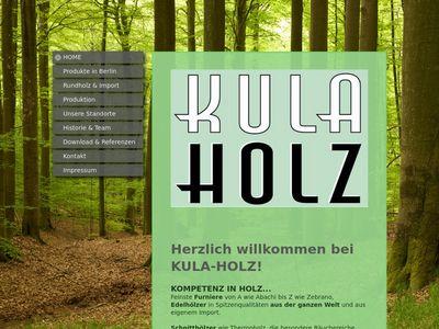 KULA-HOLZ GmbH & Co. KG