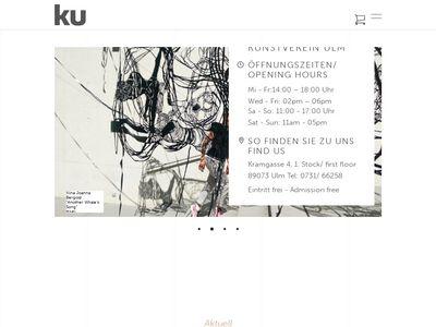 Kunstverein Ulm e.V.