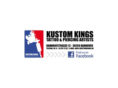 Kustom Kings Tattoo & Piercing Artists