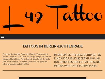 L49 Tattoo