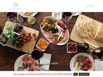 La Fattoria Spezialitäten aus der Toscana