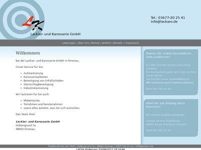 Lackiererei und Karosseriebau GmbH