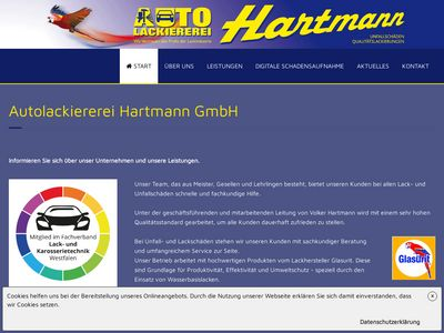 Hartmann GmbH Autolackiererei