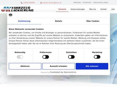 Autolackiererei Kaiser - GmbH