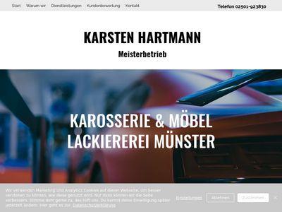 Hartmann Karsten Lackiererei