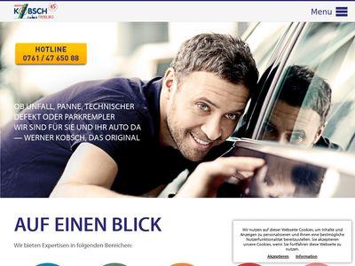 Autolackiertechnik Werner Kobsch GmbH