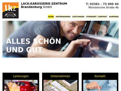 Lack-Karosserie-Zentrum Brandenburg GmbH