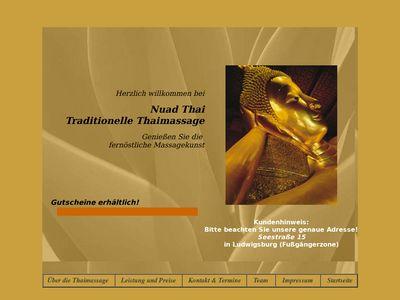 Laddawan Moothong Thailändische Massagen