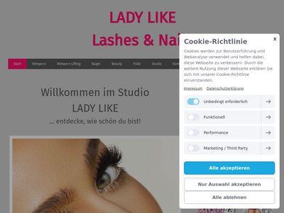 Nail Lounge Inh. Annett Becker Nagelstudio