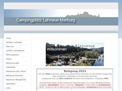Campingplatz Lahnaue