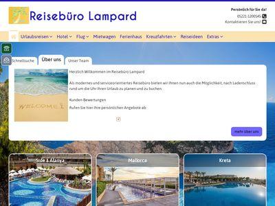 Reisebüro Lampard