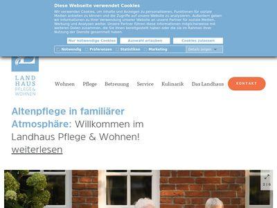 Landhaus Pflege & Wohnen GmbH