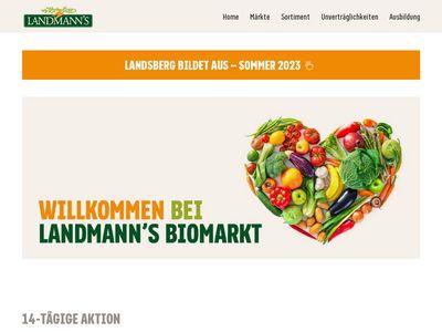 Landmann's Biomarkt