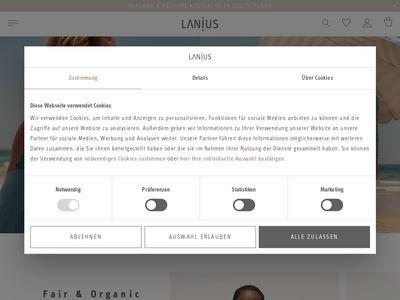 Lanius natwear Grosshandel