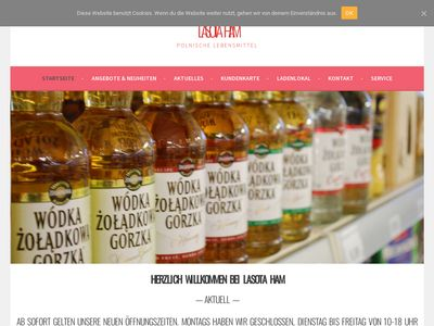 Lasota HAM - Polnische Lebensmittel