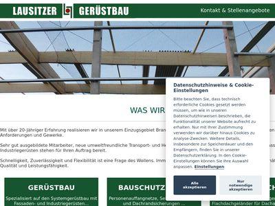 Lausitzer Gerüstbau und Service GmbH