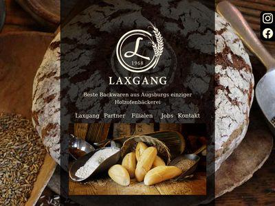 Bäckerei Laxgang