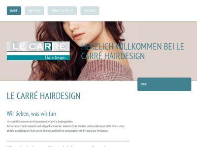 Le Carré Hairdesign