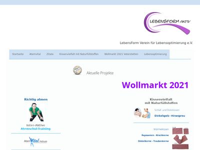LebensForm Verein für Lebensoptimierung e.V.